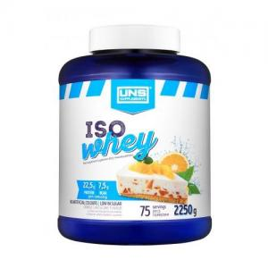 Iso Whey 2250 г UNS