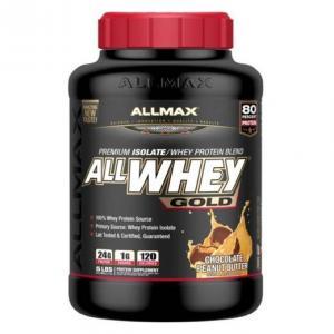 AllWhey Gold 2270 г Allmax