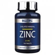 Zinc  100 табл Scitec Nutrition