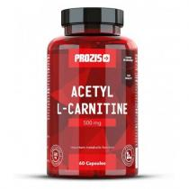Acetyl L-Carnitine 500mg 60капс, Prozis