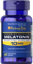 Melatonin 10 mg 60 капс Puritans Pride