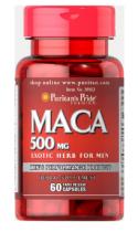 Puritan's Pride Maca 500 mg 60 капс