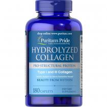 Hydrolyzed Collagen Pro 180 капс Puritans Pride