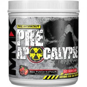 MuscleMaxx PRE-WORKOUT Apocalypse 320 г
