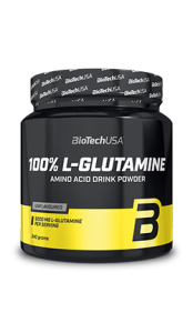 Biotech L-Glutamine 240 г