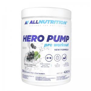 Hero Pump Pre Workout  420g, AllNutrition