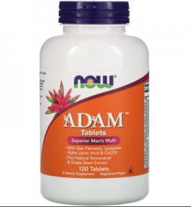 Now Foods ADAM Superior Mens Multi 60 таб