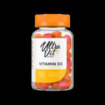 VP laboratory Ultra Vit Vitamin D3  60 жев.таб