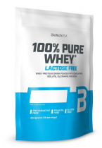 Biotech 100% PURE WHEY lactose free 454 г