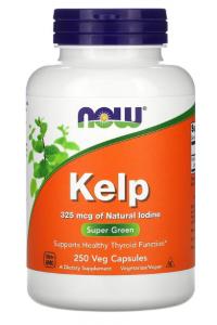 Now Foods Kelp 325 мcг 250 капс