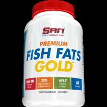 SAN Premium Fish Fast Gold 60 softgels