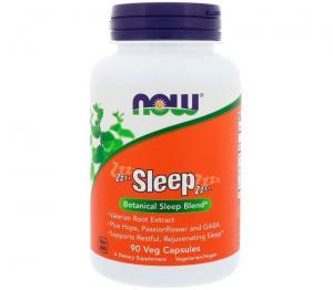 Now Foods Sleep 90 капс