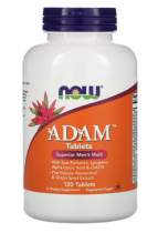 Now Foods ADAM 120 таб