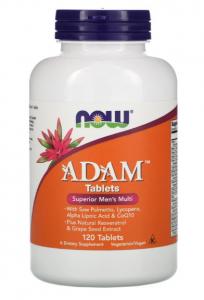 Now Foods ADAM 120 таб