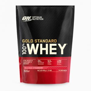 Optimum Nutrition 100% Whey Gold Standard 454 г