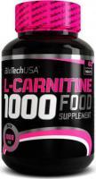 L-Carnitine 1000 60 таблеток Biotech