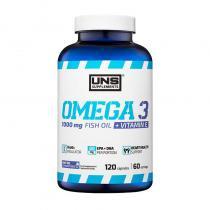 Omega 3 UNS 120 капс UNS