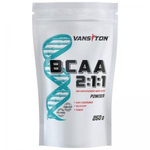 BCAA 2:1:1 POWDER new 250 г Ванситон