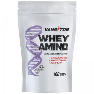 Whey Amino 120 таб Ванситон