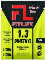 1.3 Dimethyl 20 капс Fitlife