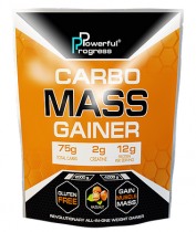 Carbo Mass Gainer 4000 г Powerful Progress