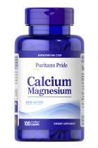 Puritan's Pride Calcium Magnesium 100 капс