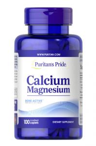 Puritan's Pride  Calcium Magnesium  100 капg