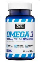 Omega 3 UNS 40 капс UNS