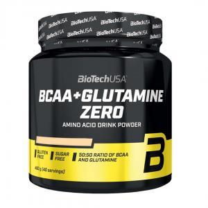 Biotech BCAA + Glutamine Zero 480g