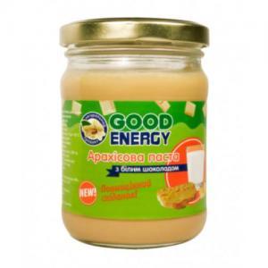 Арахисовая паста 460 г Good Energy