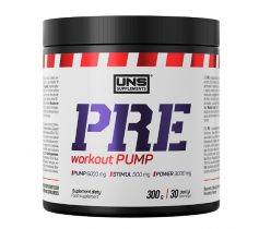 Pre Workout Pump  300 г UNS