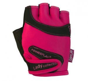 Перчатки WOMANS 1729 розовые Power Play