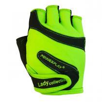 Перчатки WOMANS 1729-B зеленые Power Play
