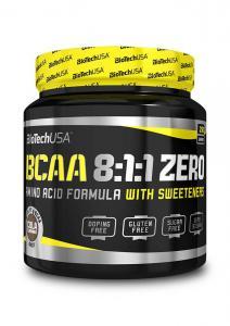 BCAA 8:1:1 250 г Biotech
