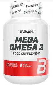 Biotech Mega Omega 180 softgels