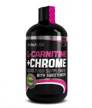 L-CARNITINE+CHROME 500 мл Biotech