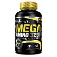 Mega Amino 3200 100 таб Biotech