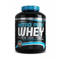 Nitro Pure Whey 2200 г Biotech