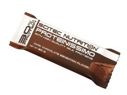 Protein bars Proteinissimo low sugar 30г Scitec Nutrition