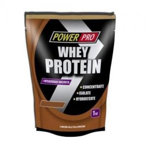 Power Pro Whey Protein 1000 г