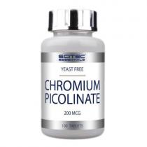 Chromium Picolinate  100 таб Scitec Nutrition