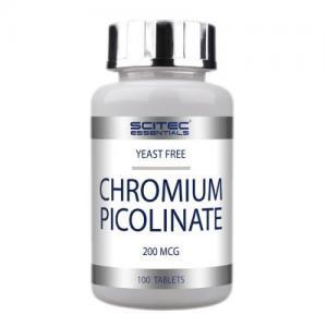 Scitec Nutrition Chromium Picolinate  100 таб