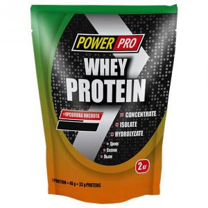 Power Pro Whey Protein 2000 г