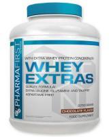 Whey Extras 2270 г Pharma First