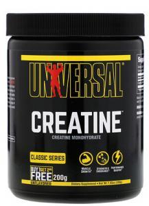 Universal Nutrition Creatine 200 г Monohydrate powder