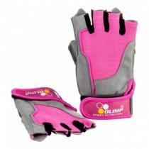 Olimp Перчатки Hardcore Fitness ONE розовые