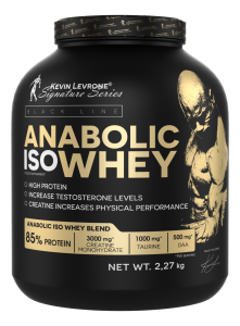 Kevin Levrone Anabolic Iso Whey 908 g