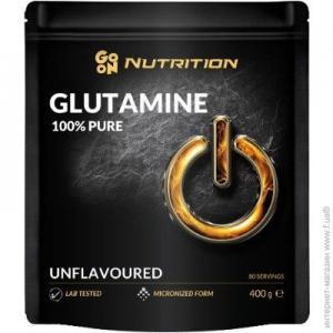 Glutamine 400g, Go On Nutrition