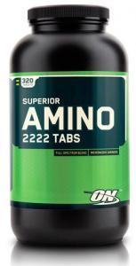 Optimum Nutrition AMINO 2222 320 таб