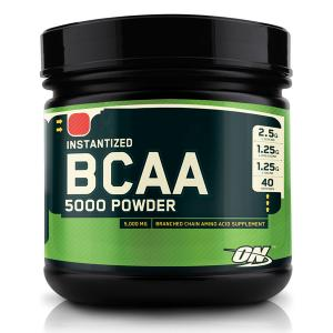 Optimum Nutrition BCAA 5000 Powder 380 г